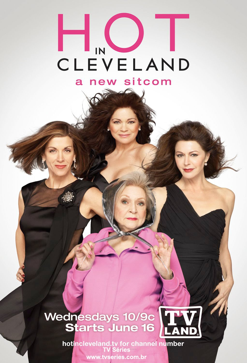 Assistir Hot In Cleveland Online Dublado e Legendado