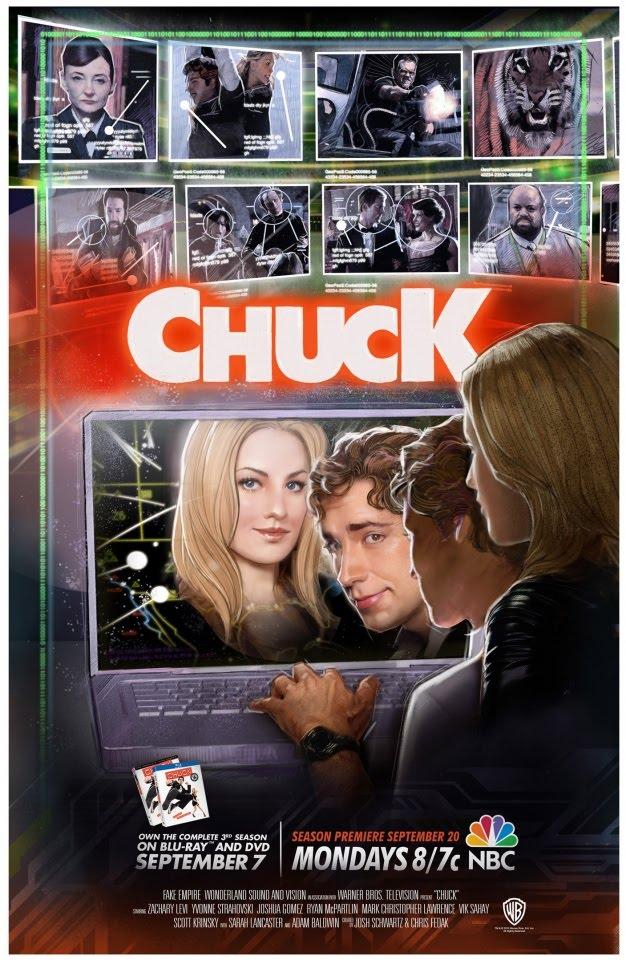 series Chuck S04E14   HDTV RMVB
