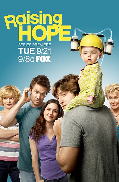 Assistir Raising Hope Online Dublado e Legendado