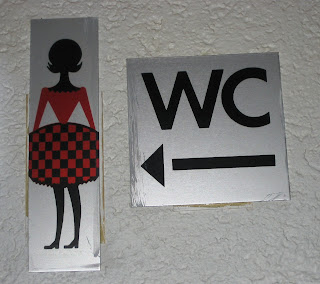 WC Sign Photo Collection