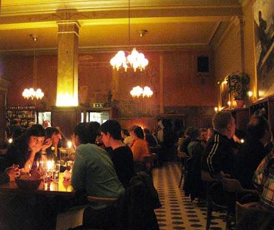 Stockholm: Pelikan Restaurant