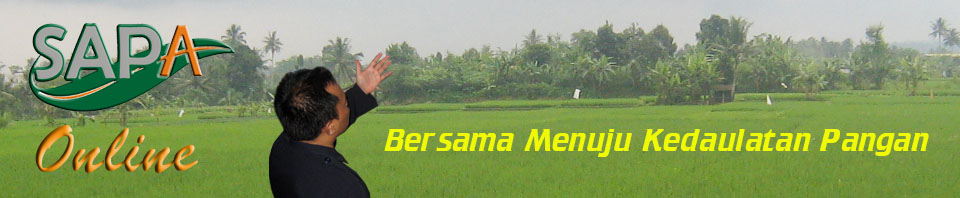 Sistem Industri Pertanian Terpadu