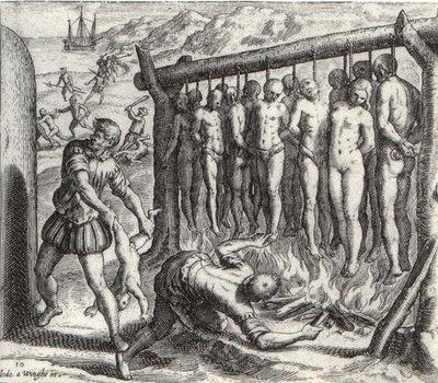12 de octubre dia del imperialismo genocida español