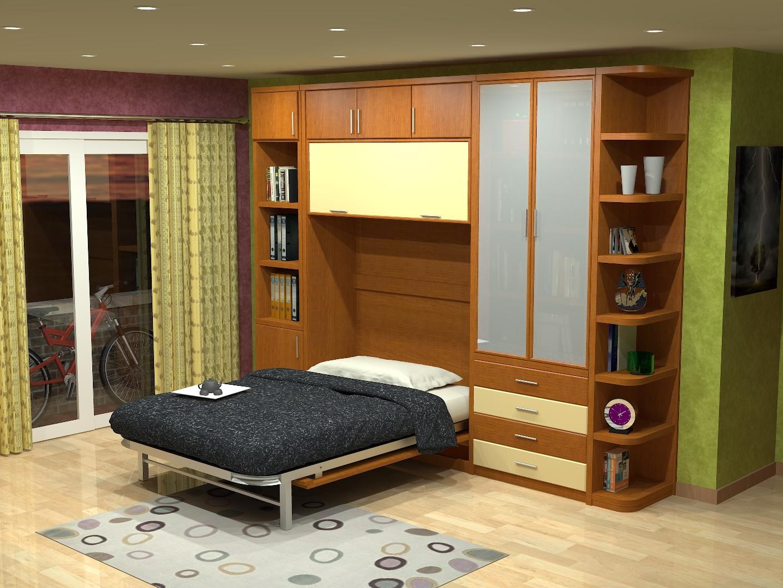 Muebles juveniles dormitorios infantiles y habitaciones juveniles en madrid cama vertical - Muebles literas abatibles ...