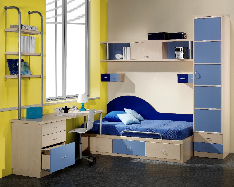 Tienda dormitorios juveniles decoraci n integral para tu - Dormitorios juveniles nino ...