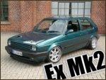 Ex Mk2 GTI