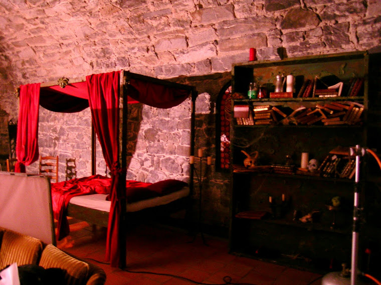 Décors court-métrage, 2009, Genève