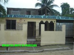 CENTRO  DE DESARROLLO INTEGRAL MEJORANDO EL FUTURO