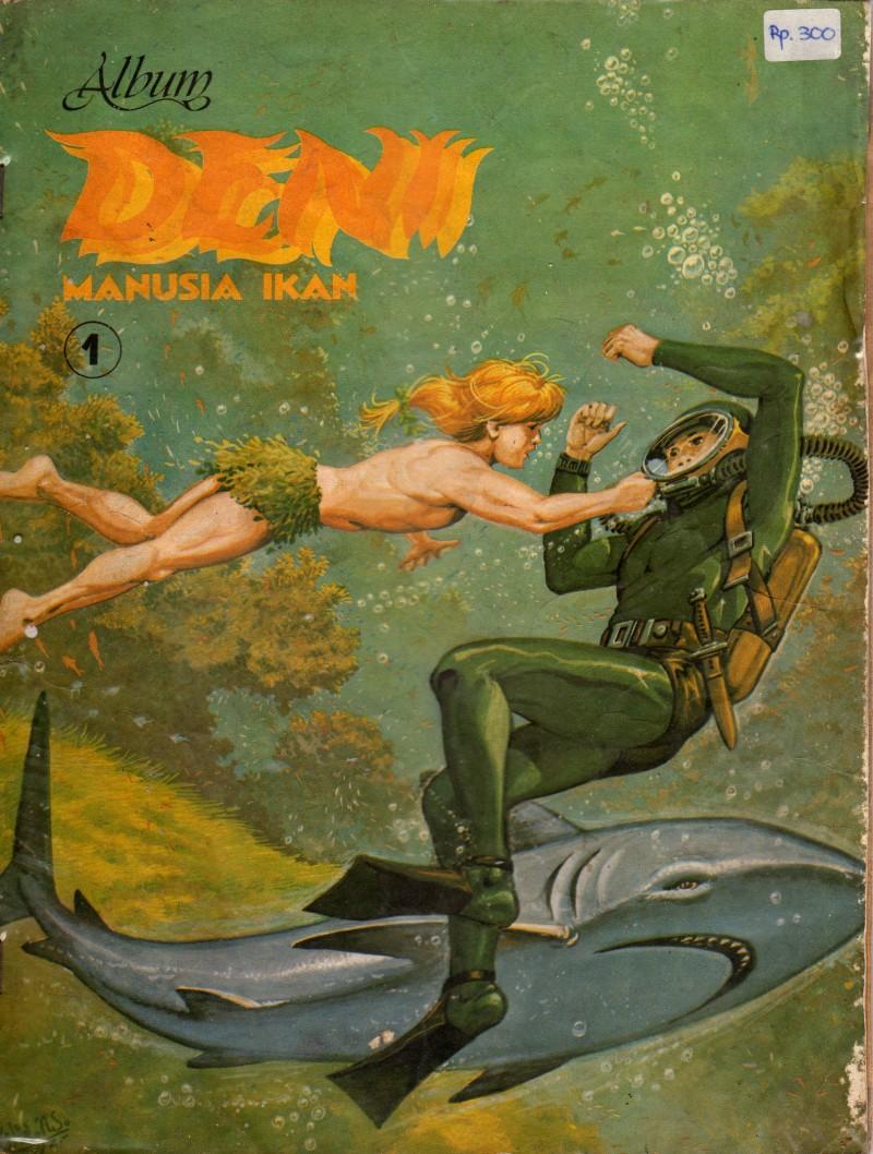 Deni Manusia Ikan (01)