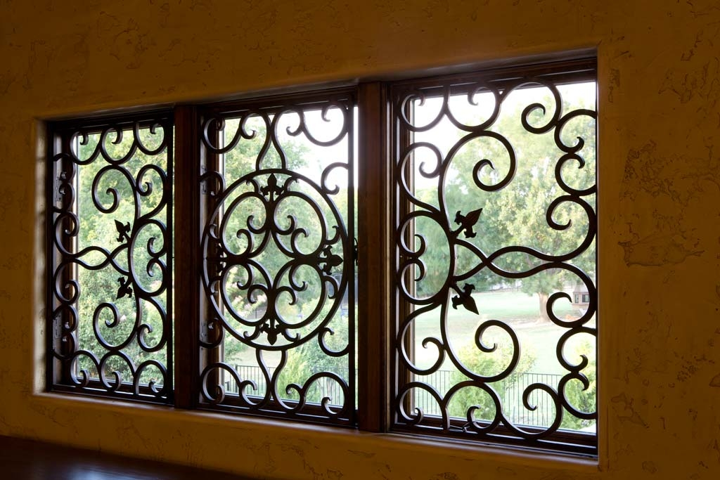 Emmanuel for Window design metal