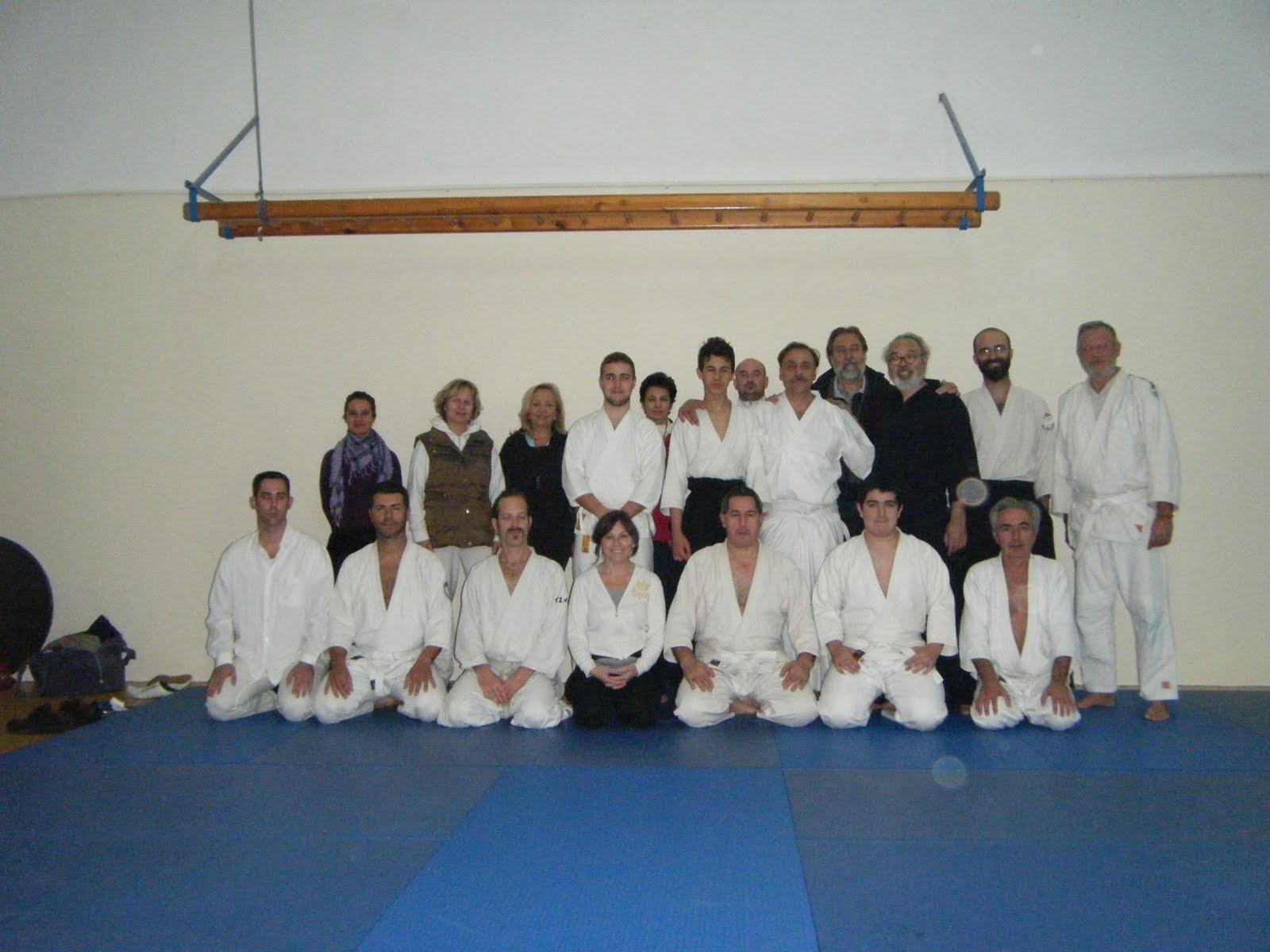Carmelo Ríos..en su último curso en Marbella, diciembre 2010