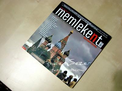 Ülkeler ve şehirler dergisi daha çok rehber niteliğinde oldukça