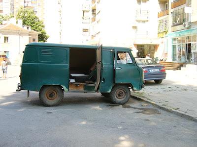 Yambol Delivery Van