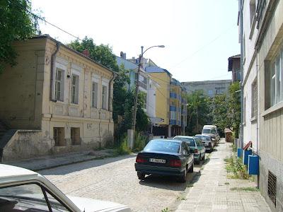 Yambol Back Street