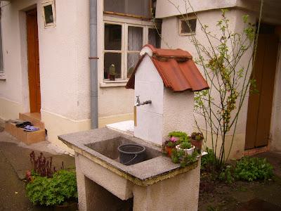 An Ouside Sink In A Yambol Town Garden