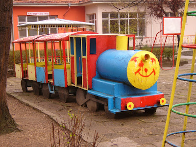 A Yambol Kindergarden Play Train