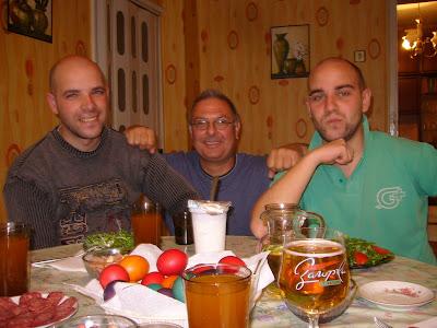 A Bulgarian Easter 2009 - A Joyful Family Occasion