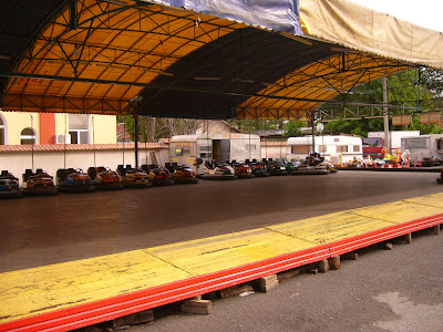 Bumper Cars In Yambol