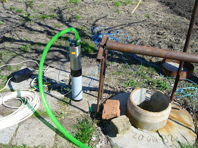 Bulgarian Well Water - We Are So Lucky