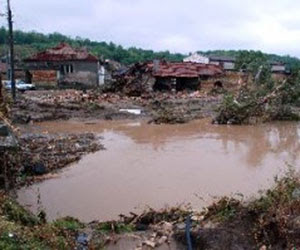 Major Storms Cause Floods In Bulgaria