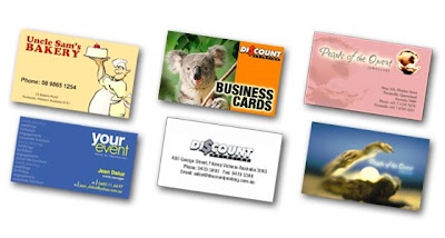 Business Cards - The Most Cost Effective Method Of Advertising