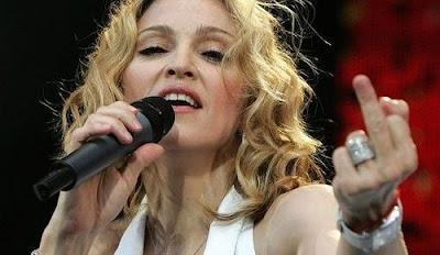 Pop Star Madonna Should Have Spoken Bulgarian