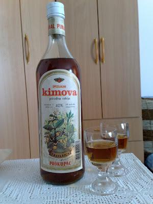 Caraway Rakia From Serbia