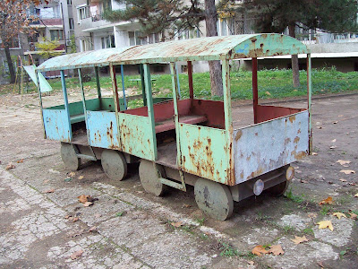 Yambol Children's Play Train Carriages