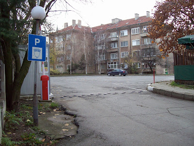 Another Paid Car Park In Yambol