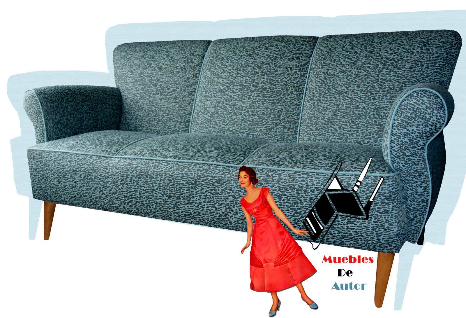 muebles de autor sill n retro