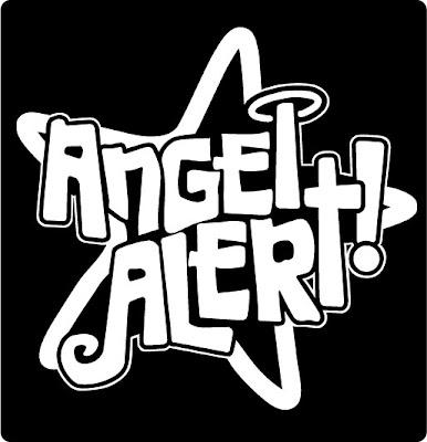 Roger Miller Angel Alert Logo Design