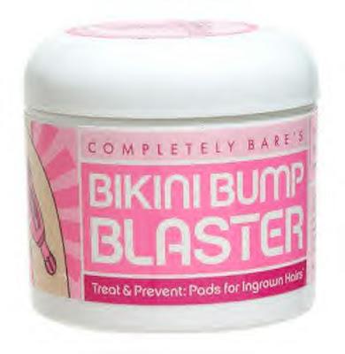 BikiniBumpBlaster Woman Crashes While Shaving Bikini Area