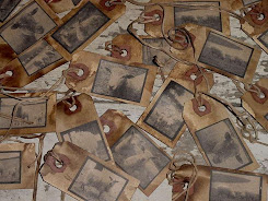 Primitive Sheep Tags set of 12