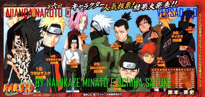 Aliança Naruto ®  Versão  3.0