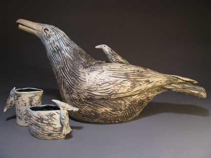 """""""Crow Teapot"""""""