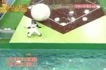 Baseball On A Japanese Game Show 1