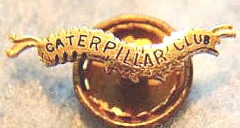 Caterpillar Patch