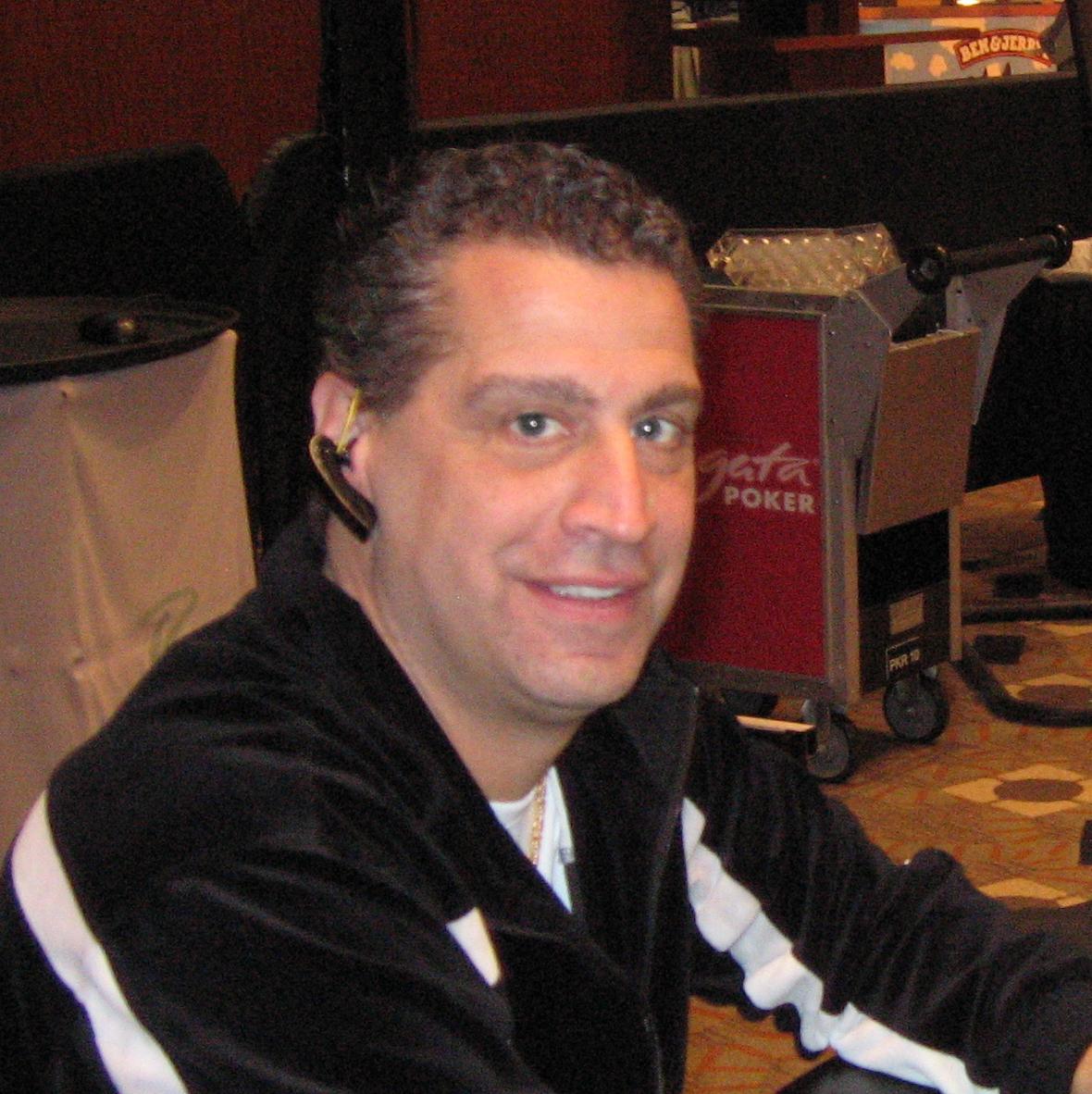 Borgata Winter Poker Open 2011 Event 22 Teutonico Talks