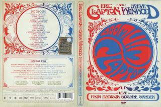 Videorockshow Eric Clapton And Steve Winwood Live From Madison Square Garden 1 Dvd9 1dvd5