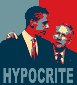Obama is a Hypocrite about Harry Reid