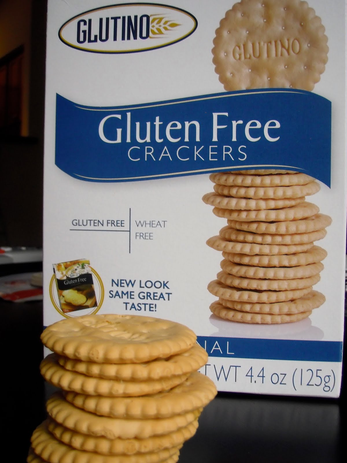 Gluten-Free Common Crackers Recipe — Dishmaps