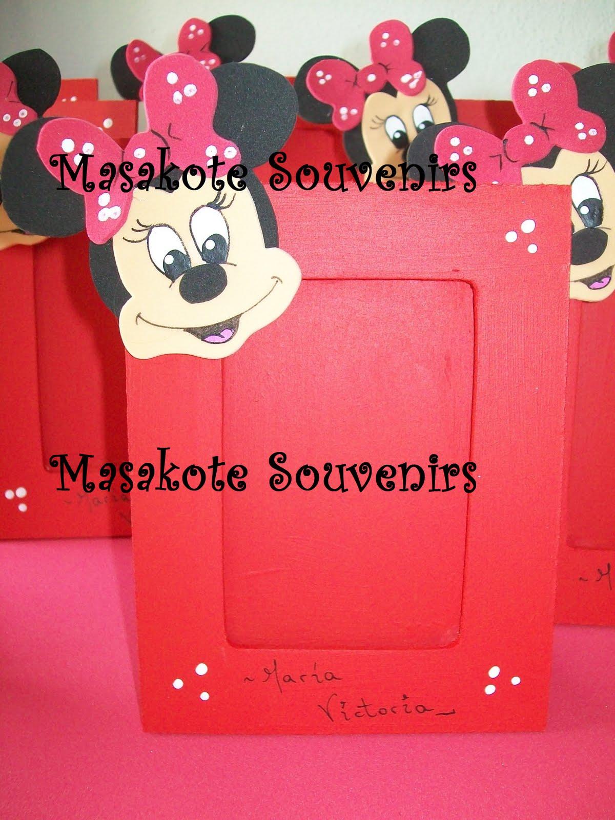 Masakote Souvenirs Infantiles: Souvenirs Portaretratos