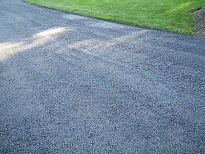 Picking up Nickels: My experience getting my driveway repaved: Part 3