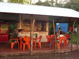 Deliciosas y ricas Memelas de Sihuapan