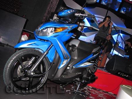 Modif Motor Yamaha Alfa