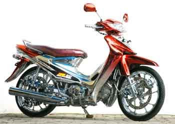 Image of Modifikasi Motor Smash