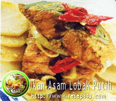 ... resepi resepi masakan dari internet: Resepi Ikan As
