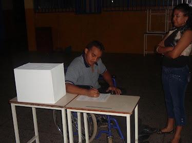 Elecciones del Consejo Estudiantil