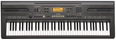 Casio WK-110 Digital Keyboard