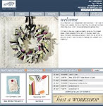 My Stampin' Up! Business Web Site